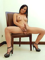 This ladyboy has perfect figure to fuck