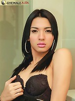 See girly ladyboy fire her tranny dick