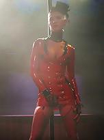 Cabaret: TS Danni Daniels owns Christian