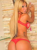 Vivian Porto is a truly stunning tgirl