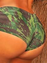 Hot body feminine tgirl showing off