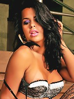 Stunning shemale beauty bares it all