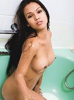 Ladyboy milk bath