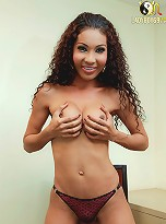 Must see exotic hot ladyboy jerking off!