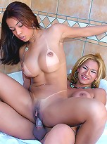 Horny TG and GG in steamy hardcore heaven!