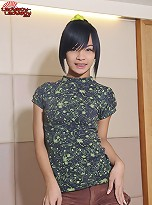 Minnie is a cutie pie ladyboy, just like her name suggests.