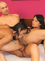 Sabrina, Kawanna & Marcus
