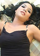 Ladyboy Joy is beautiful bundle of hottness from Bangkok. She just exudes sensuality and she\'s ready for action at almost any time!