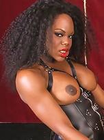 Transex Domina Janet Jaxxxson