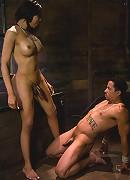 Sexy Jade rules Lobo