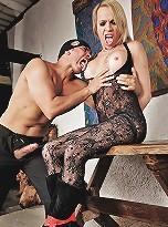 Shakiria Voguel in rough sex action
