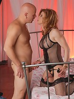 Naughty TMILF gets banged by her photographer