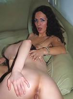 Stunning tgirl Nicole getting her hard cock sucked