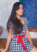 Hot Juliana Nogueira Posing Her Stiff DIck