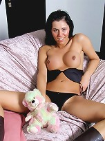 Kiara aka Felicitas Posing Her Fantastic Cock