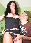 Felicitas and Pablo mets ang going to the room for a good nasty fuck