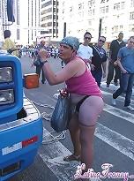 Nikki at tha gayparade !