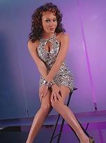 Mia Isabella Exposing Her Super Long Cock