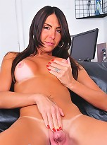 Wanessa Showing Her Asshole & Cock