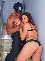 Bad Girl Hilda Gets Fucked By A Cop