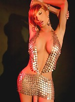 Glamorous Mariana Cordoba Posing